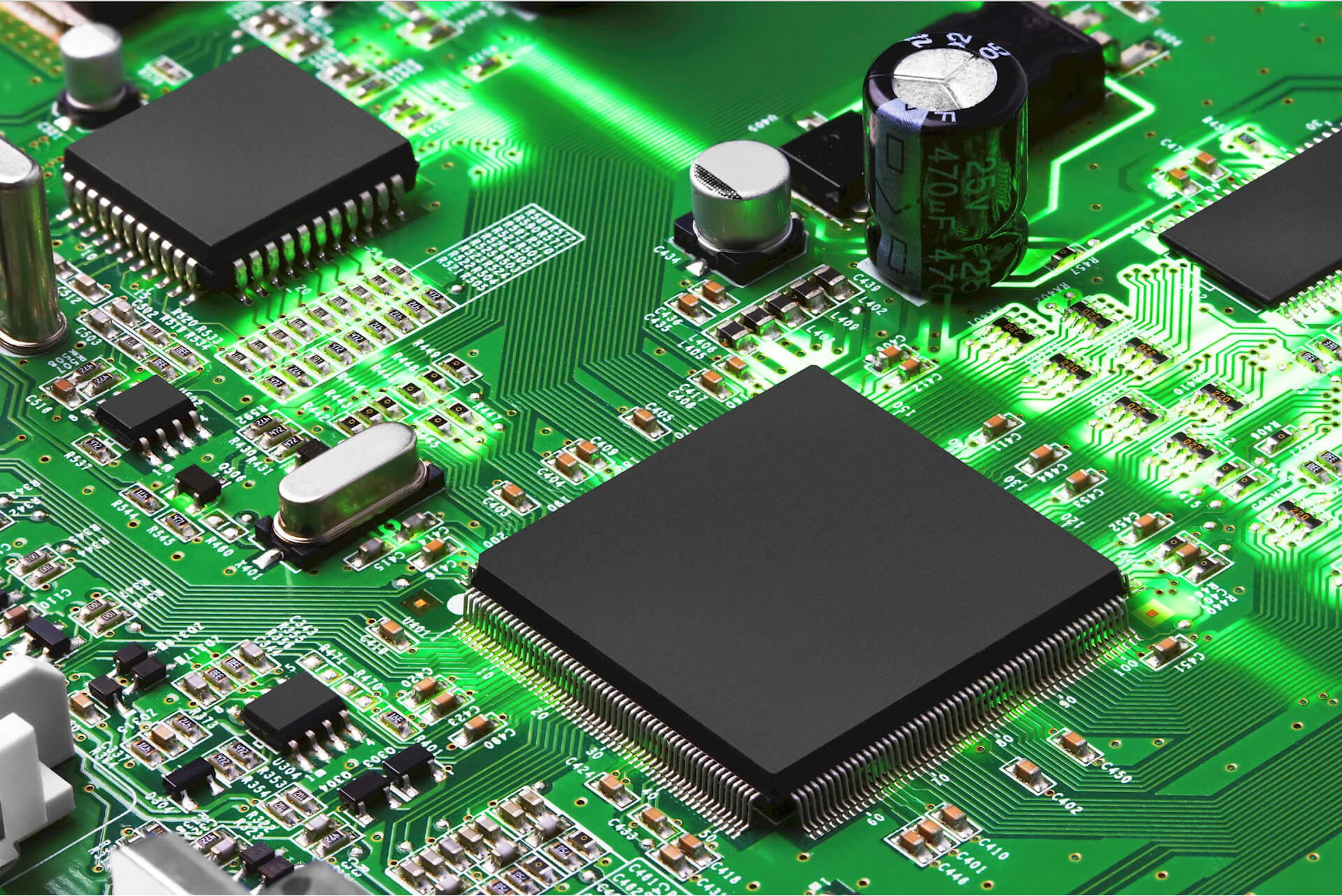 Your Partner In Assembling High Quality Printed Circuit Boards